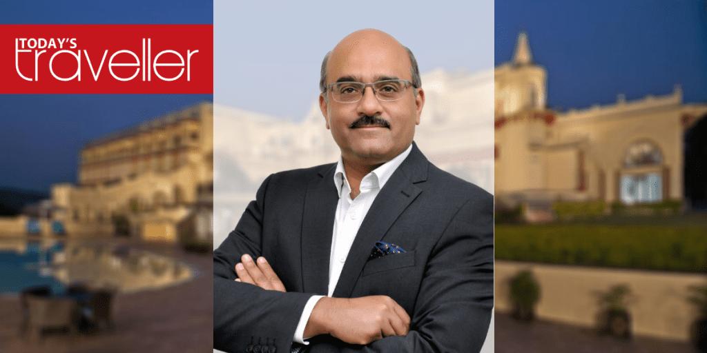 Abinash Manghanis LinkedIn Post Abinash Manghani appointed CEO of WelcomHeritage Hotels