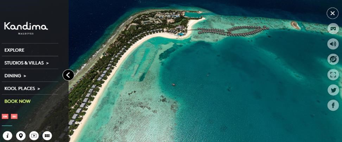DIVE D.I.V.E. into the world of Kandima Maldives