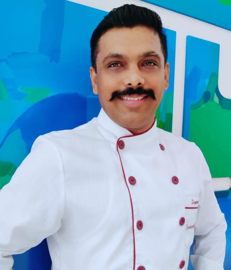 Parimal Sawant Meluha The Fern Chef Parimal Sawant has been appointed asthe Director Culinaryat Meluha - The Fern, Mumbai.
