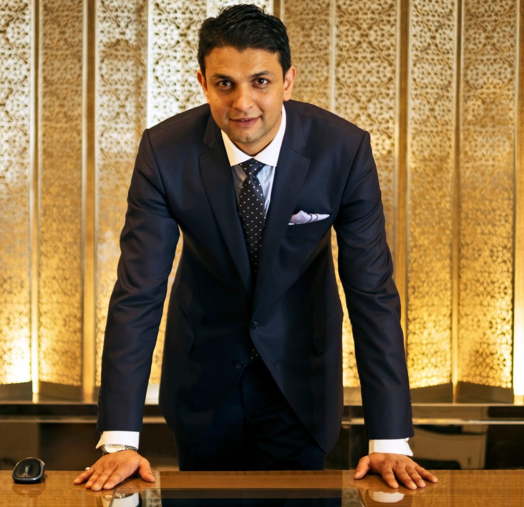 Anoop Pandey Profile Picture edited The Westin Sohna Resort & Spa Announces the Appointment of Anoop Pandey as General Manager