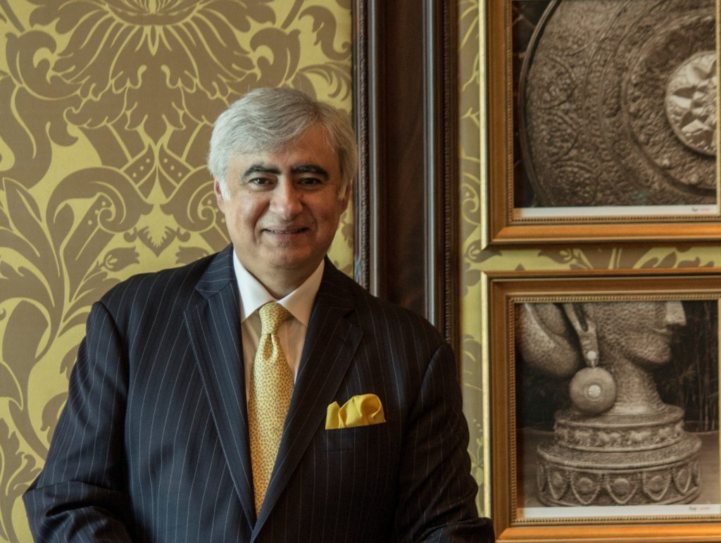 photo3 Rajiv Kaul Ace Achiever: An Interview with Rajiv Kaul, President, The Leela Palaces, Hotels & Resorts