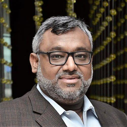Sudeep Jain, Managing Director, South West Asia, IHG