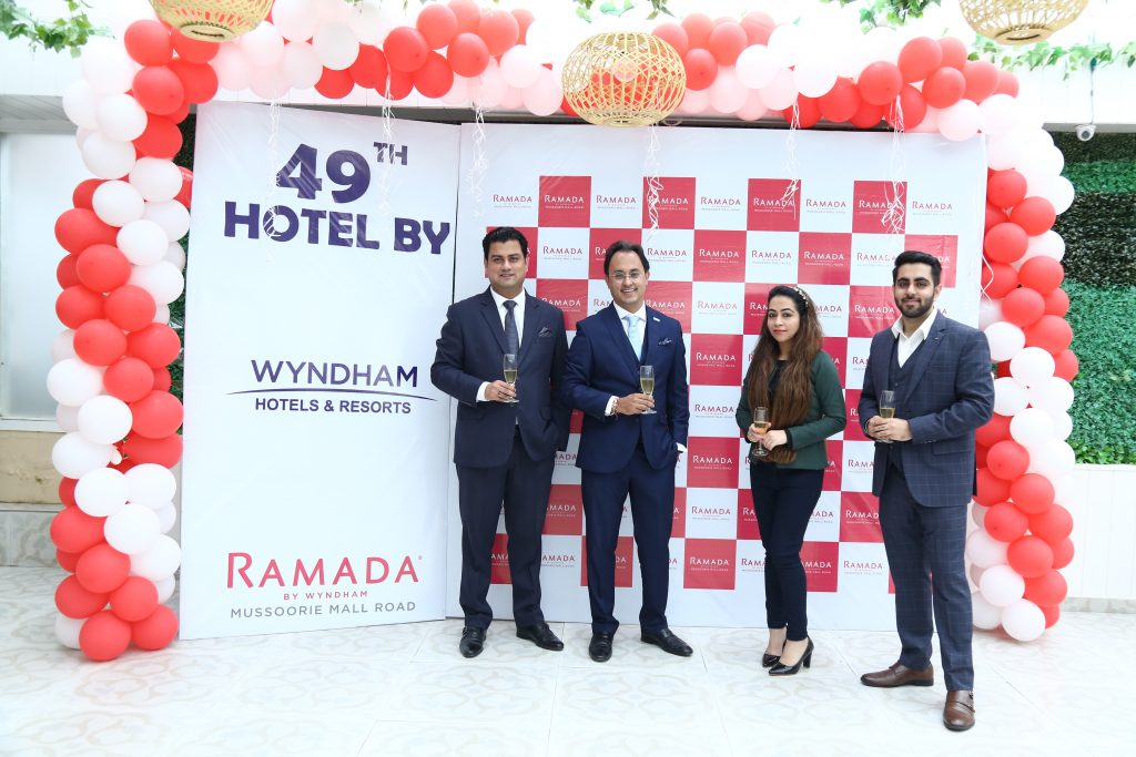 5P8A0905 Ramada by Wyndham Hotel Opens In Mussoorie on 31st August 2020