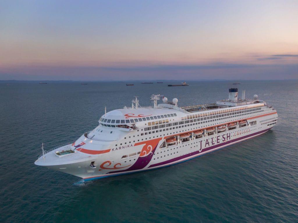 Jalesh cruises - Karnika