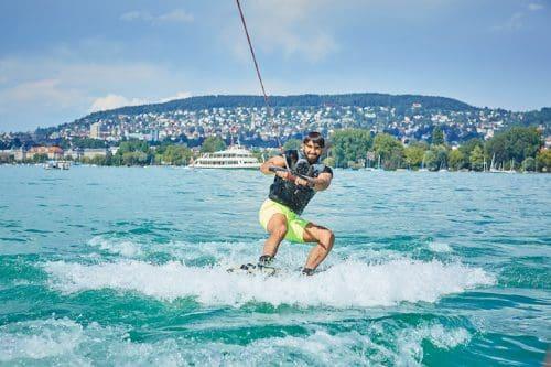 Switzerland, Zurich, Swiss lakes