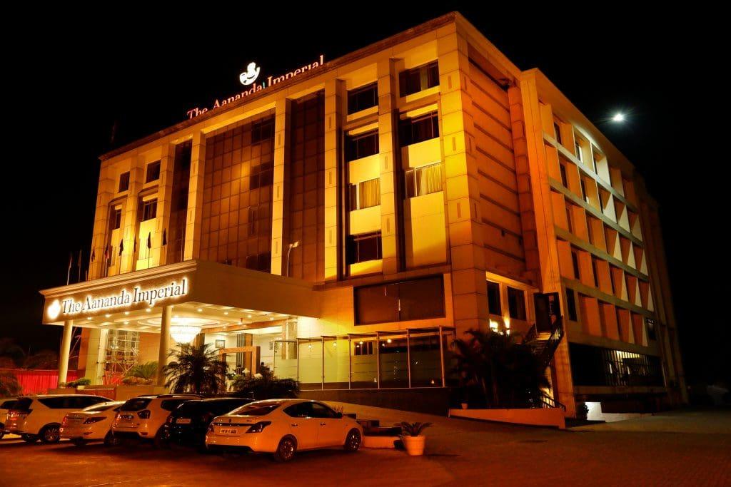 DSCF0658 Travelling to Bilaspur, Chattisgarh? The Aananda Imperial by Svenska has re-opened