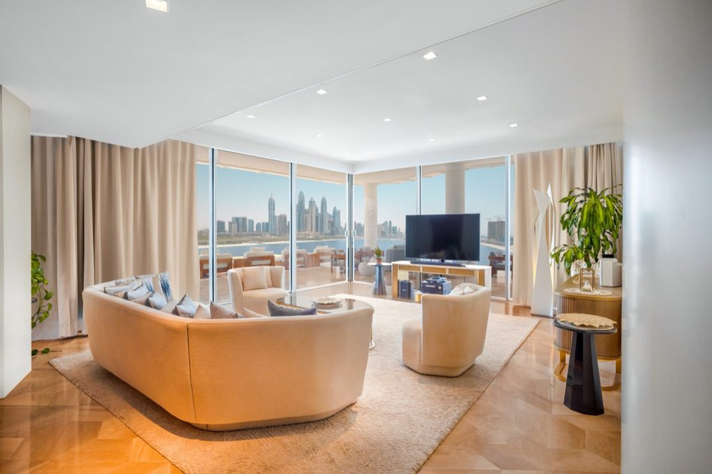Five Palm Penthouse 1 Holiday Homes are the chic new trend for Indians during IPL 2020 Dubai