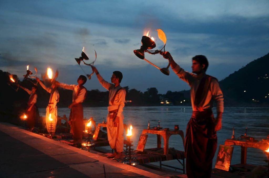 Ganga Aarti Travel 'Well' with the luxurious Taj Wellness Retreats