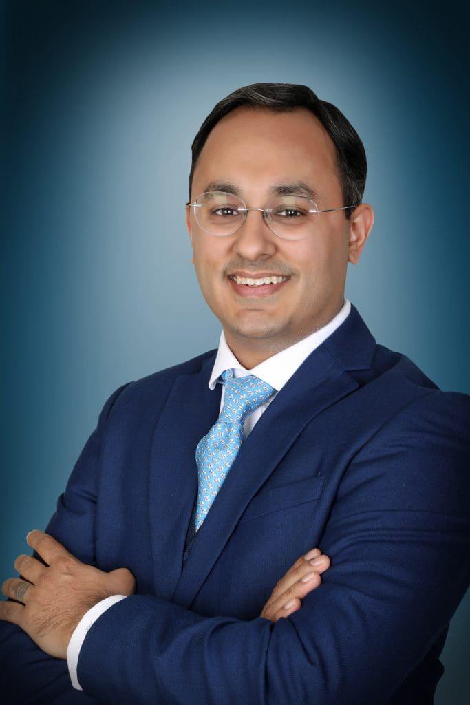 Nikhil Sharma Signing of Ramada Resort by Wyndham in Shimla Fagu