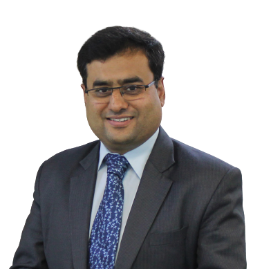 Sandeep Dwivedi, Chief Operating Officer at InterGlobe Technology Quotient
