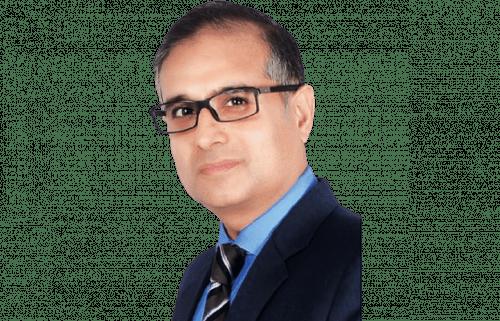 Varesh Chopra, Regional Director - India, South Asia & Middle East, Globus