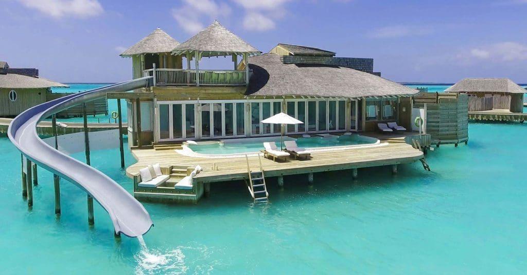 Soneva, Soneva Fushi, Travel to Maldives