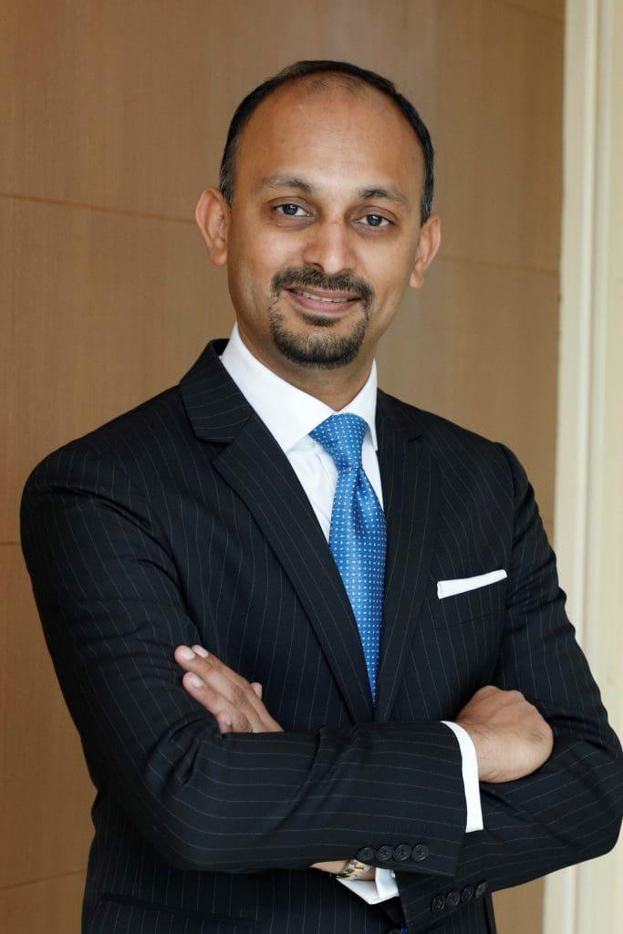 Samir MC Managing Director Fortune Hotels Fortune Park Dalhousie unveiled