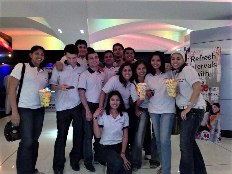 team building1 1 Ritu Chawla Mathur: Dare to dream and create your success story
