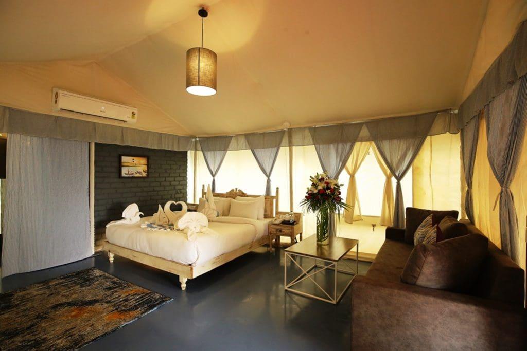 The Fern Seaside Luxurious Tent Resort