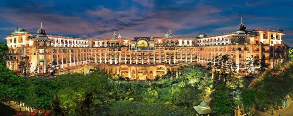 5 star hotels in bangalore Vishvesh Madhavan appointed new Cluster Director of Revenue at Leela Palace Bengaluru