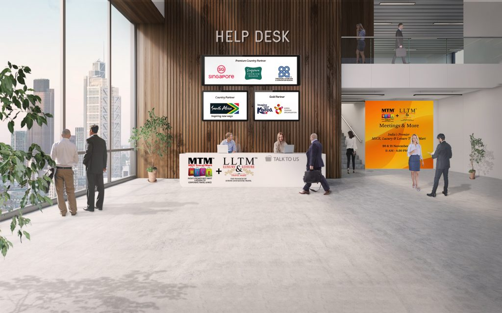 Helpdesk MTM & LLTM 2020 successfully premiers its first virtual platform