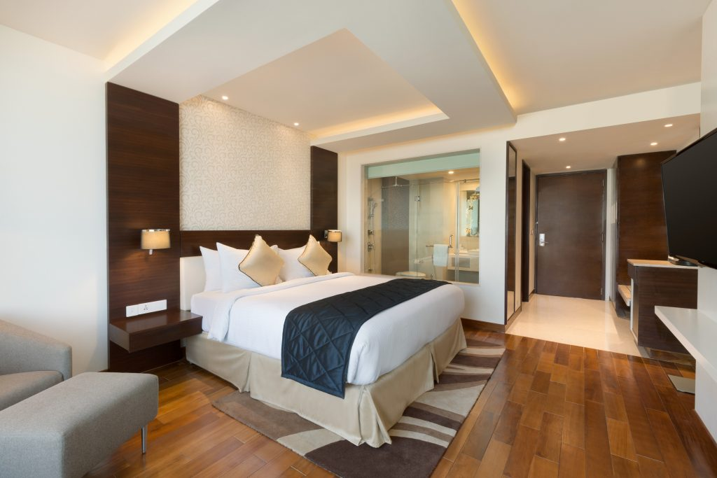 Howard Johnson Bangalore 1 King Bed Deluxe Room 1118528 Wyndham Hotels & Resorts new initiative plays up its core competency – ease of doing business