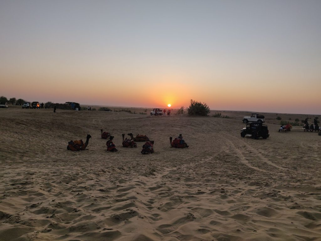 IMG 20200129 182202 Thar desert : A tale of sand, survival, and bright smiles
