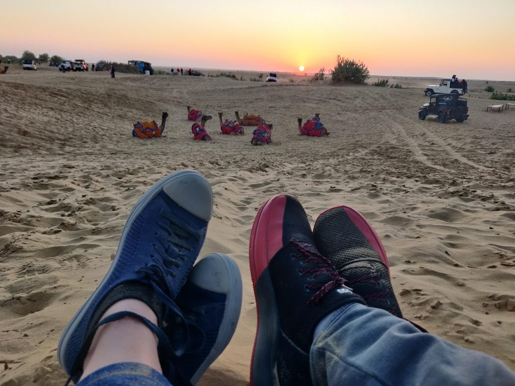 IMG 20200129 182251 Thar desert : A tale of sand, survival, and bright smiles