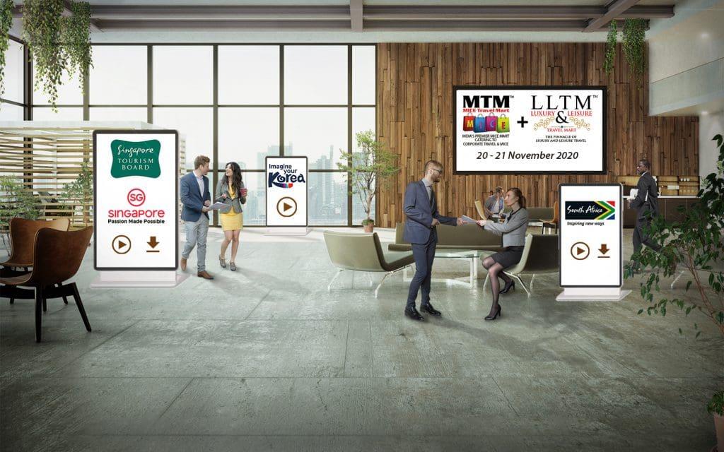 Lounge 1 MTM & LLTM 2020 successfully premiers its first virtual platform