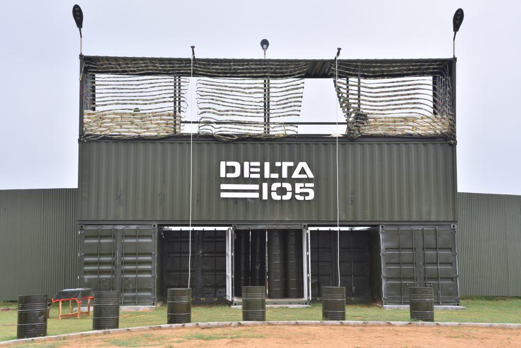 Delta 105
