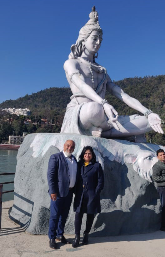 Monalika Sanjey Bhatiya 1 Monalika Sanjey Bhatiya's dictum: a positive mindset, passion for the job and a whole lot of team spirit