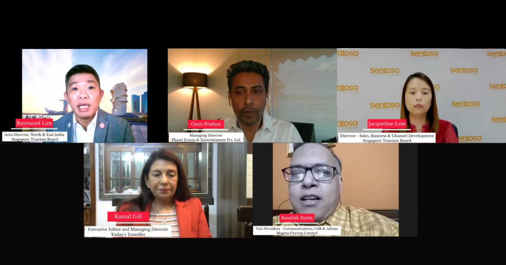 Panel Discussion at mtm lltm MTM & LLTM 2020 successfully premiers its first virtual platform