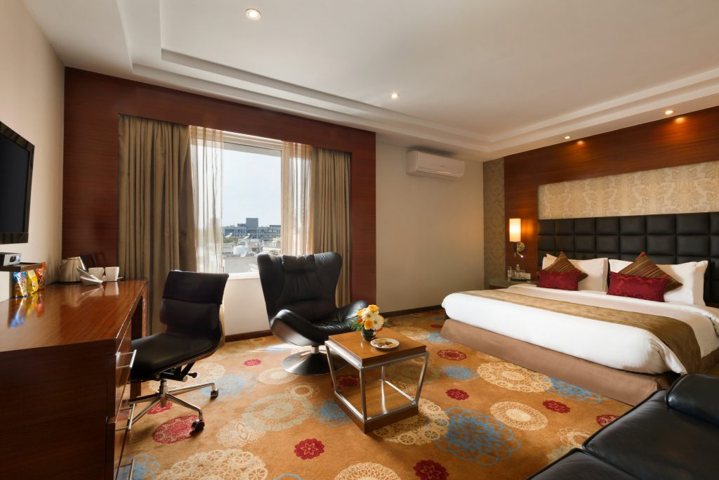 Ramada Ahmedabad 1 Double Bed Accessible Room 1110743 Wyndham Hotels & Resorts new initiative plays up its core competency – ease of doing business