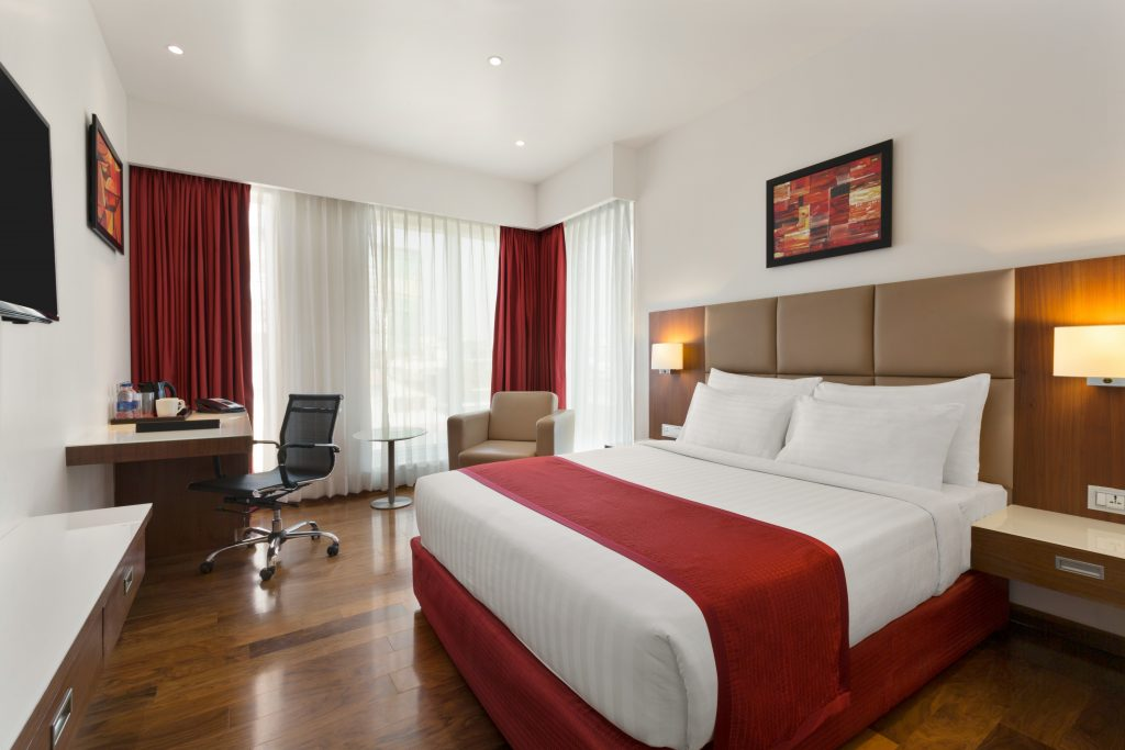 Ramada Encore Bangalore 1 Queen Bed Business Room 1107688 Wyndham Hotels & Resorts new initiative plays up its core competency – ease of doing business