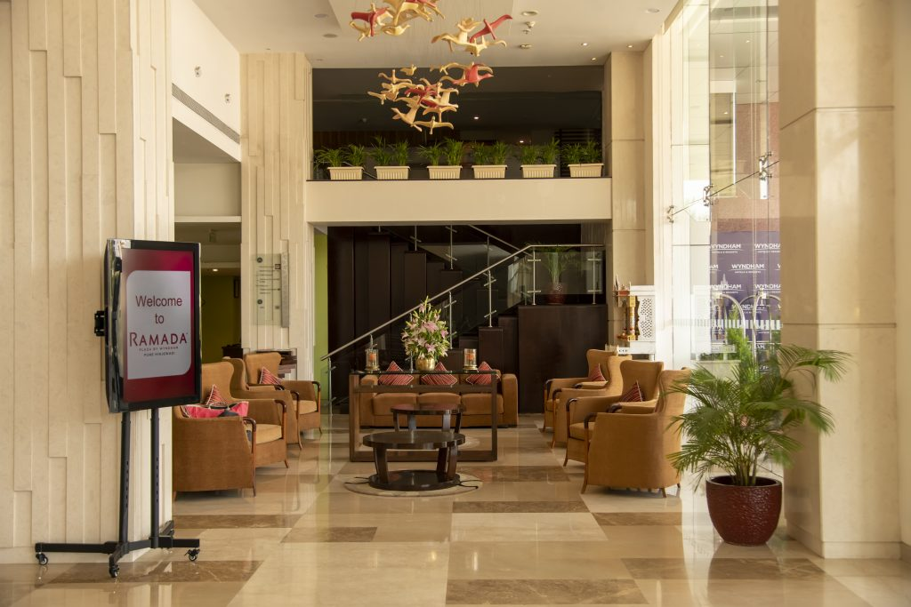 Ramada Plaza Pune Lobby 1 Wyndham Hotels & Resorts new initiative plays up its core competency – ease of doing business