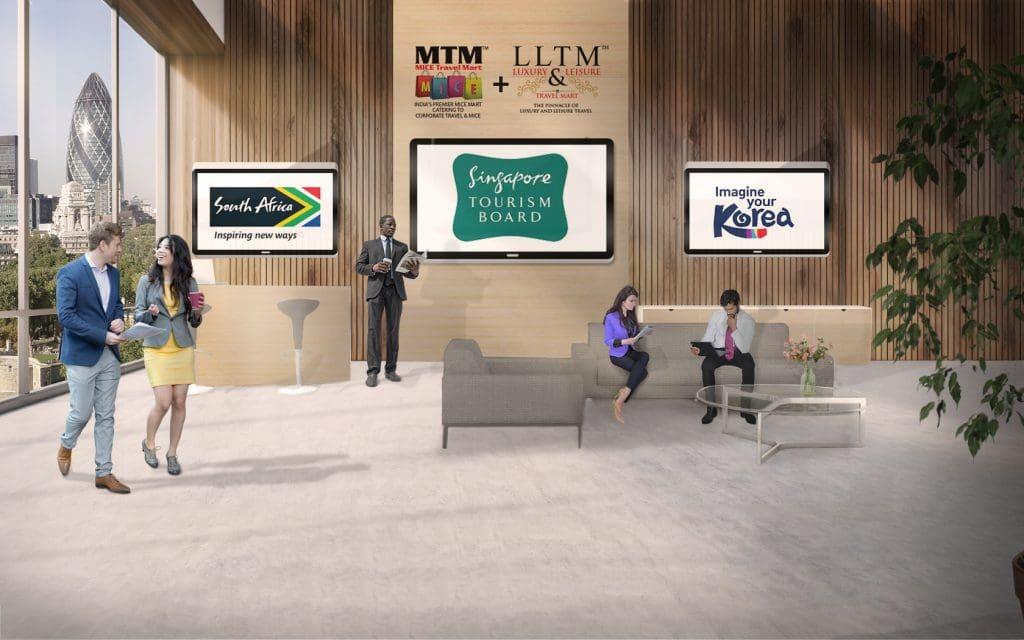 Resource Centre 1 MTM & LLTM 2020 successfully premiers its first virtual platform