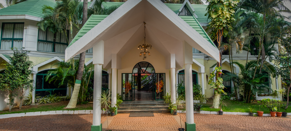Untitled Srinivas MJ appointed as new Front Office Manager, Prestige Garden Estate Club and Resort