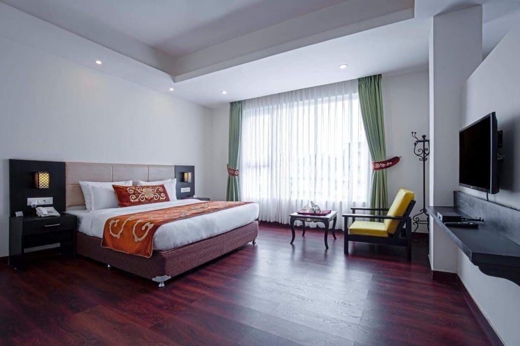 Winter Green Room Gangtok The Fern Denzong Hotel & Spa, Gangtok debuts in beautiful Sikkim