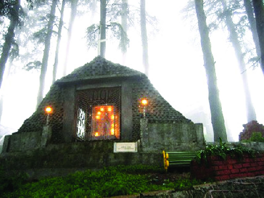 church dalhousie 13 best places to visit in India