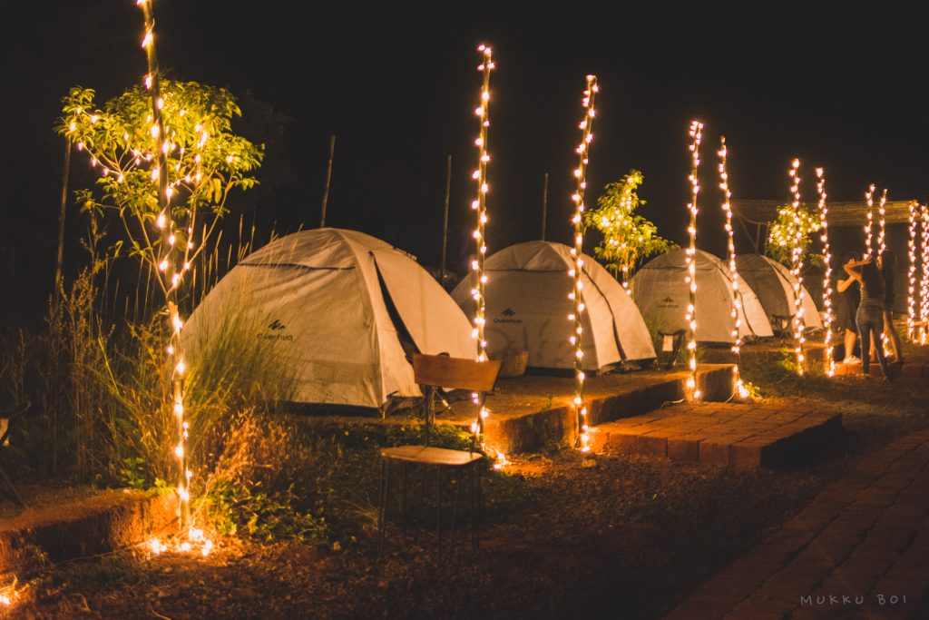 ADM 9258 Glamping Weekends near Mumbai for great Tent stays and Glamping