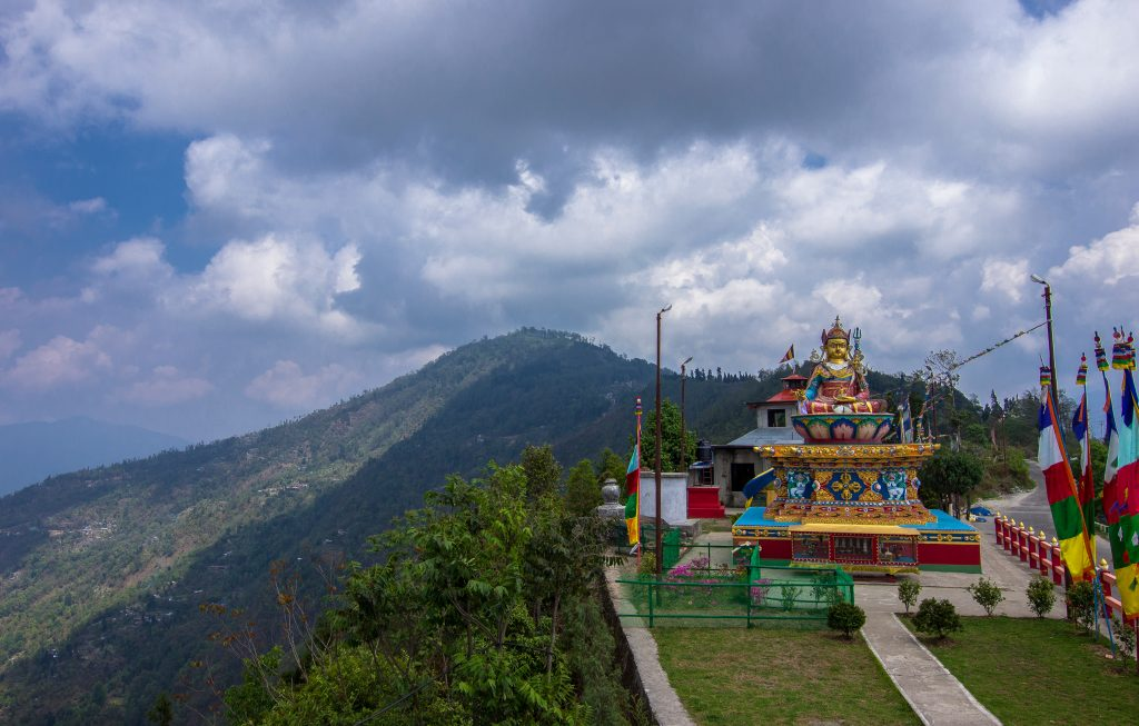Guru Rinpoche Kalimpong 1 MakeMyTrip launches the first travel parade on social, this Republic Day!