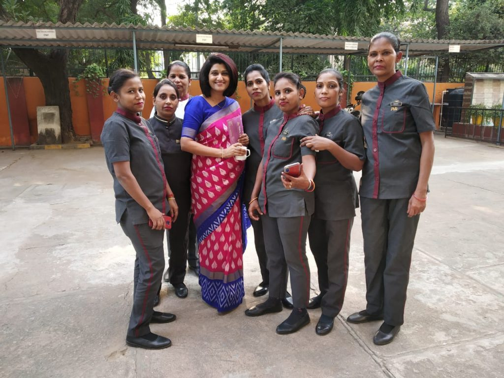 IMG 20191123 WA0030 Asha Pathania: When life throws curveballs- hit them out of the park