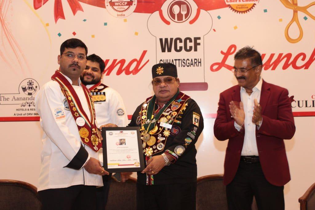 IMG 7762 WCCF Chhattisgarh Chapter launched to propagate Tourism, Culture & Cuisine of Chhattisgarh