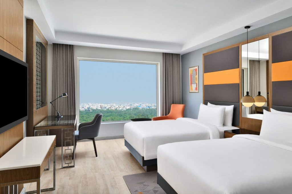Le meridien Hyderabad Bedroom Vishal Chawan appointed new Food and Beverage Manager at Le Meridian Hyderabad