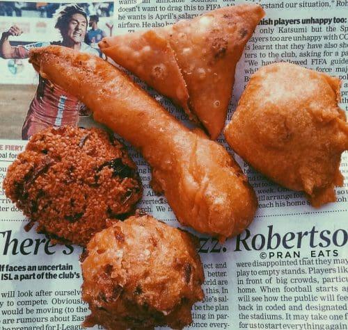 bajjis bondas 10 Best Chennai Street Food You Wouldn't Want To Miss!