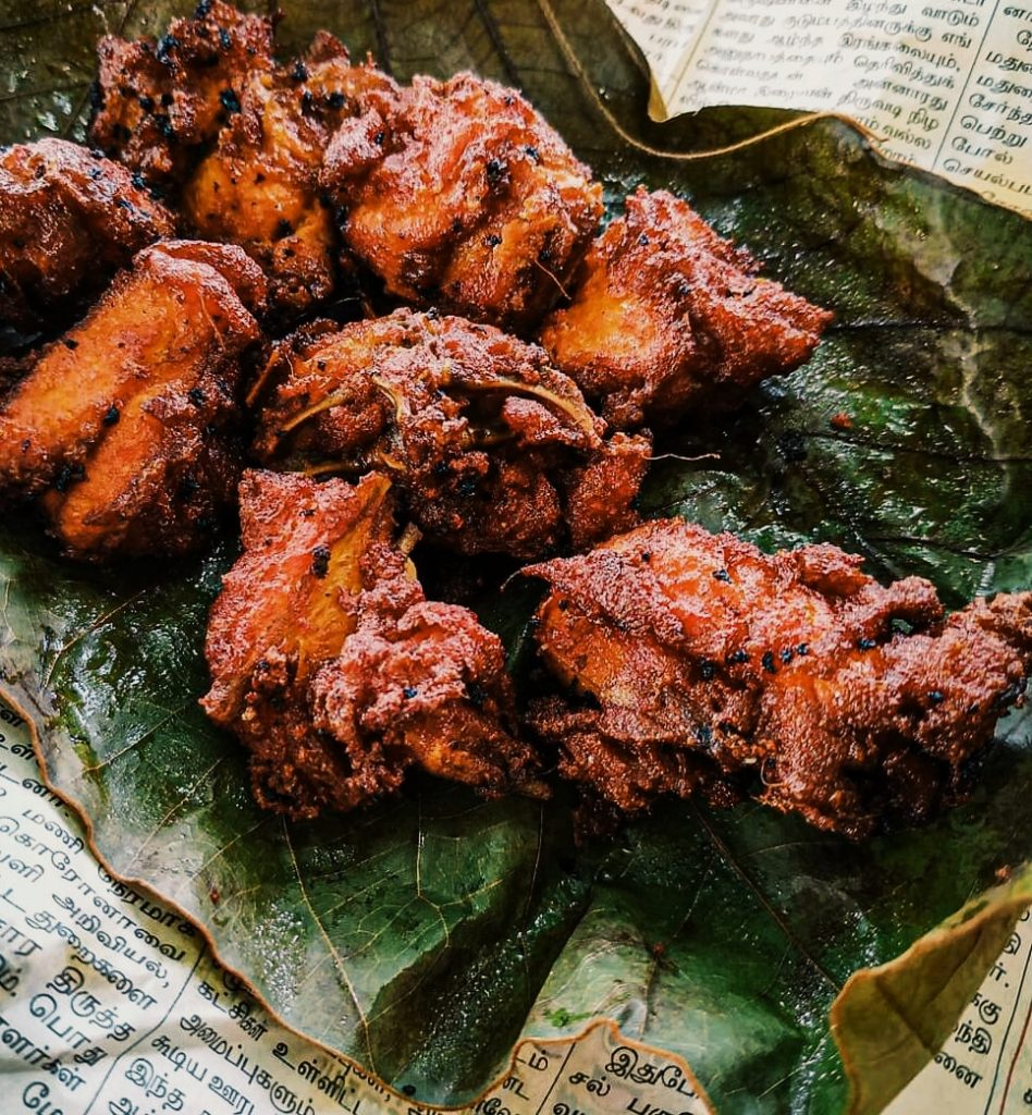 chicken65 10 Best Chennai Street Food You Wouldn't Want To Miss!