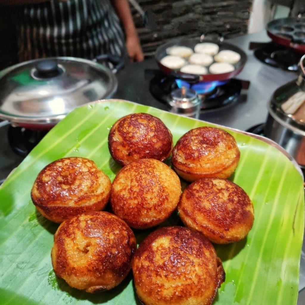 kuzhi paniyaram 10 Best Chennai Street Food You Wouldn't Want To Miss!