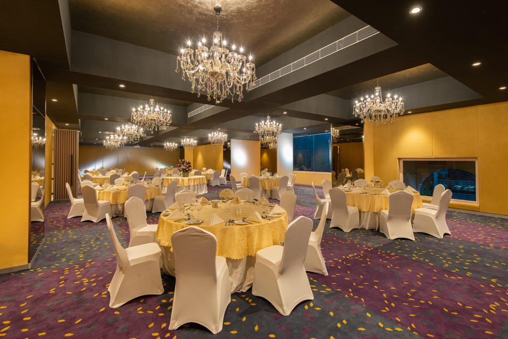 Banquet Coral2 Accor opens second Grand Mercure in Bengaluru