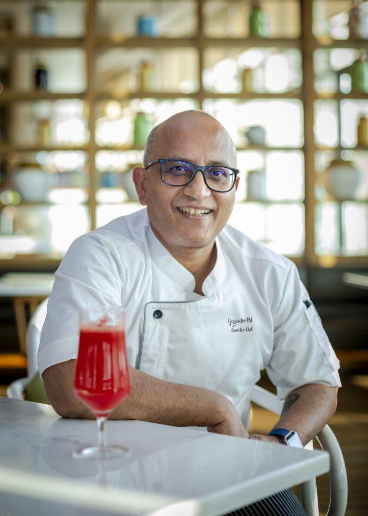 Chef Yogender Pal