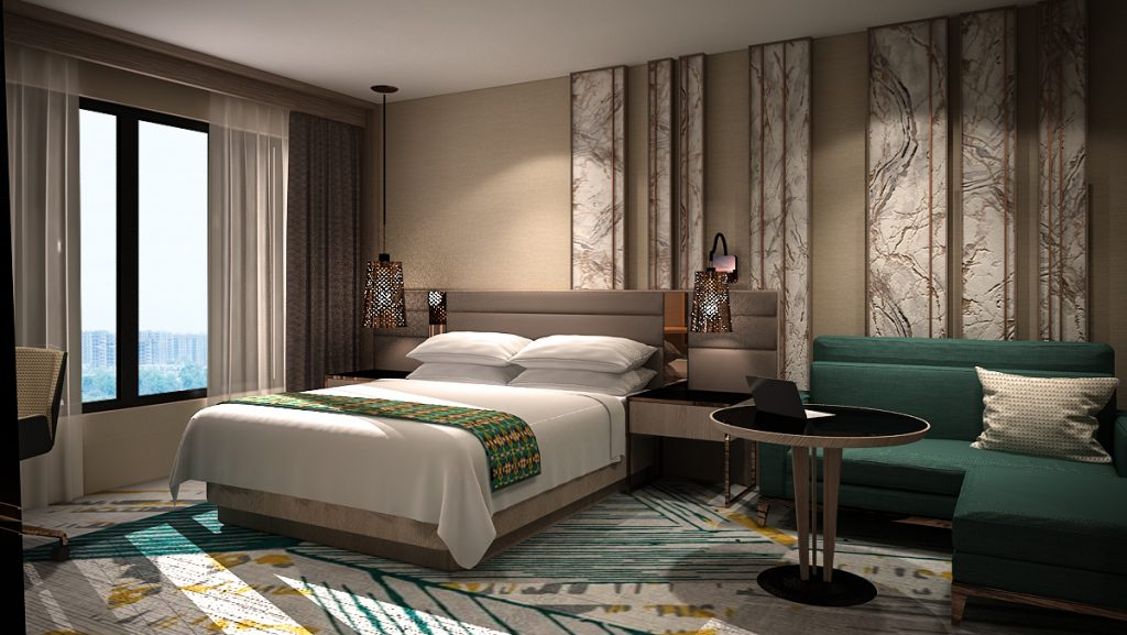 IHG Holiday Inn Chandigarh Zirakpur 4 Holiday Inn Chandigarh Zirakpur, IHG Hotels & Resorts announces its first opening of 2021 in India