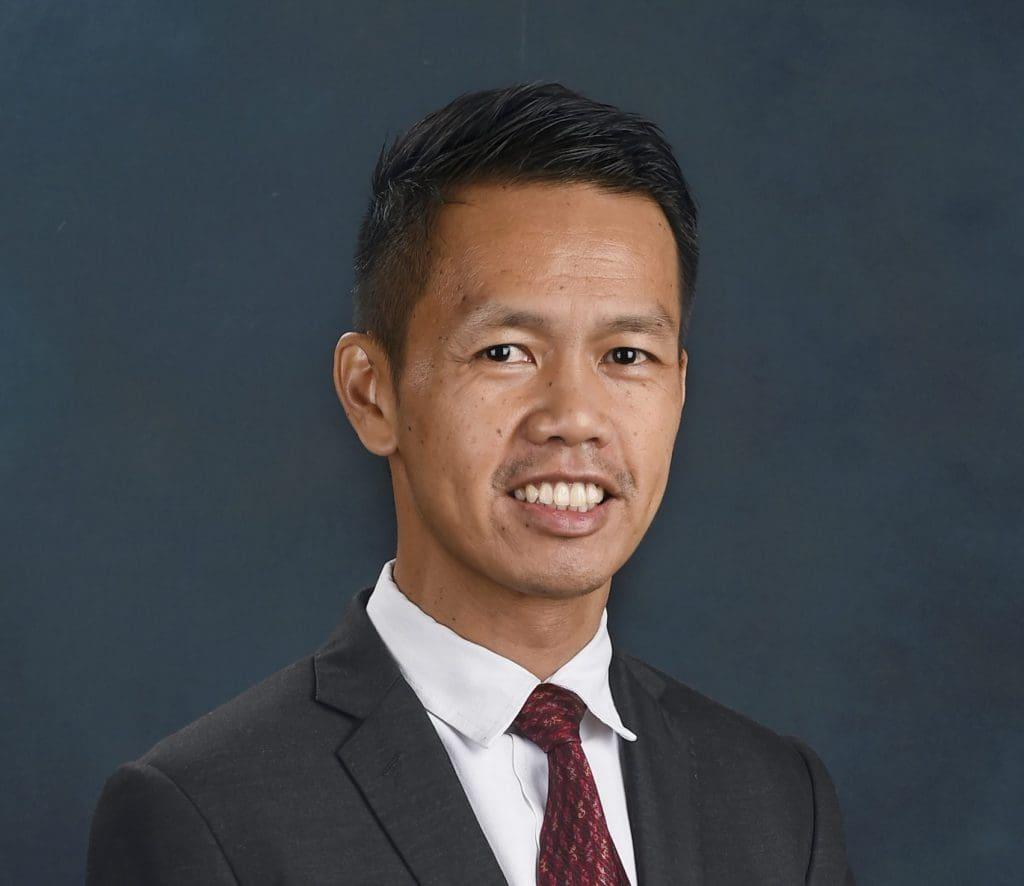 Singapore Keith Tan