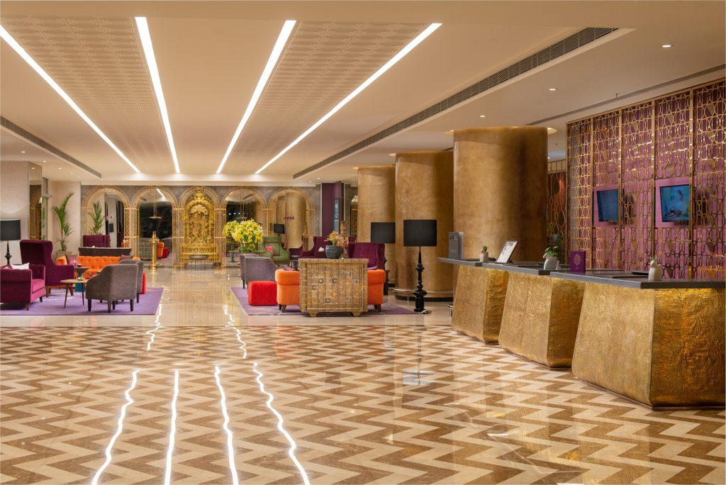 Lobby HeroShot Accor opens second Grand Mercure in Bengaluru