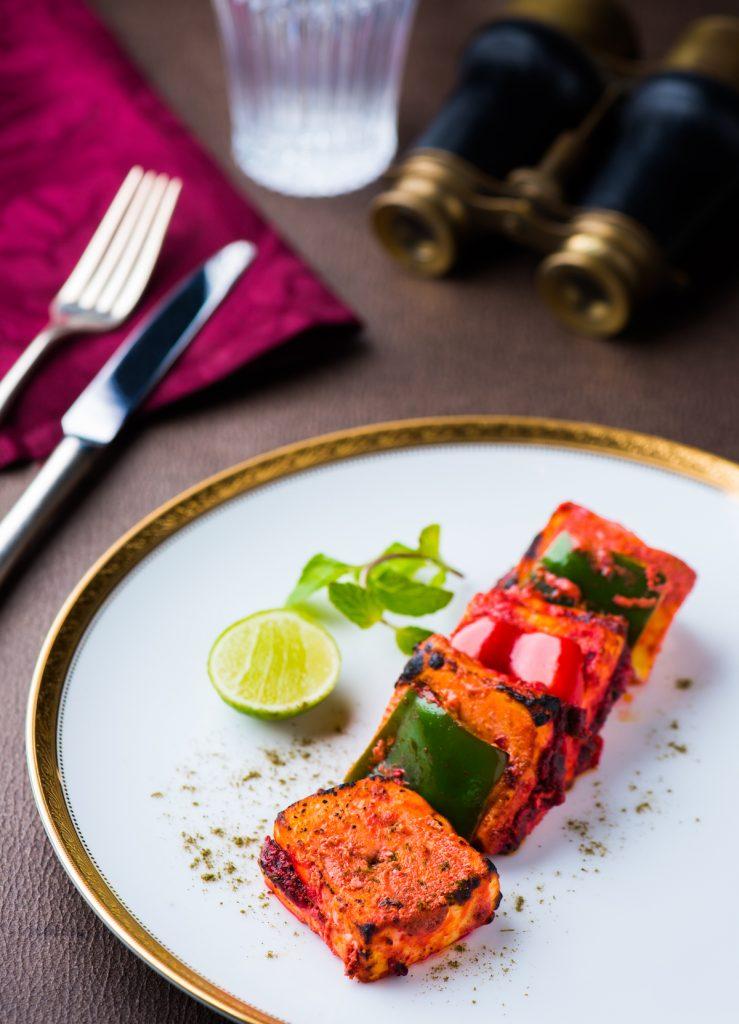 Paneer aur Chakundar ka Murabba Chef Asif Qureshis' Forgotten Home Recipes at The Sahib Room & Kipling Bar