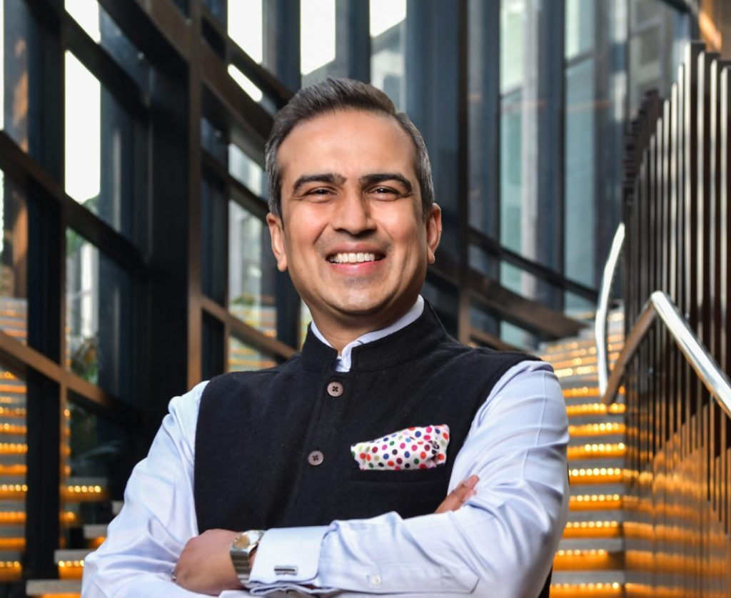 Puneet Dhawan Senior Vice President Accor India South Asia 1 scaled e1612865954647 Sylvain Laroche bestowed with the Medal of Honor by the Ministry of Europe and Foreign Affairs